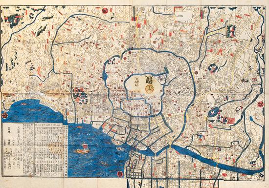 大ブームの古地図ウォーキング、メチャクチャおもしろい!まさにタイムスリップの感覚!