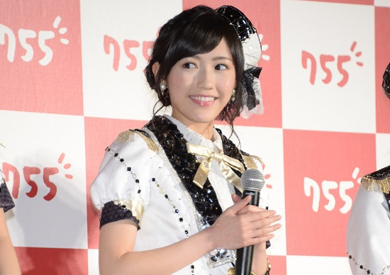 AKB卒業の渡辺麻友、のしかかる「ポスト仲間由紀恵」のプレッシャーの画像1