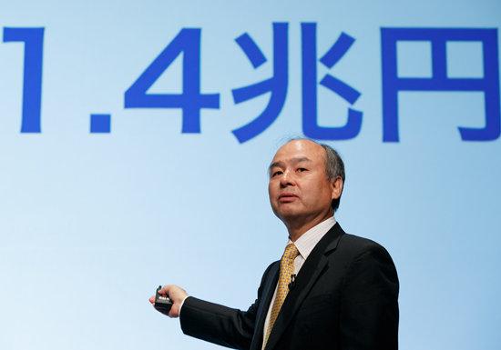 ソフトバンク、グループ5千社構想で「投資会社」化…盟友の柳井正が真っ向から異議の画像1