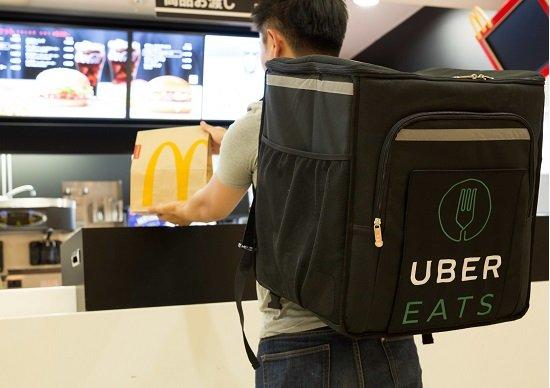 Uber、革命的な食の宅配サービスが急拡大…惣菜1品から高級店メニューも、店側も恩恵の画像1