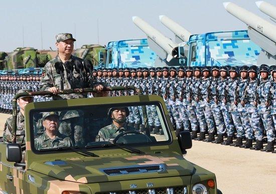 中国、大規模軍事演習を異例のライブ中継…北朝鮮・インドへ軍事攻撃の可能性もの画像1