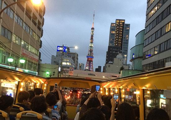 はとバス、外国人客が急減…「脱・東京観光」加速か、羽田・成田から直接地方への画像1