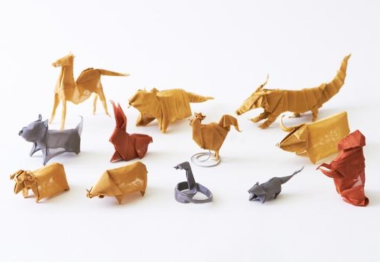 金網折り紙「おりあみ」、世界的ブームの予兆…町工場の「想像を絶する美」の技術