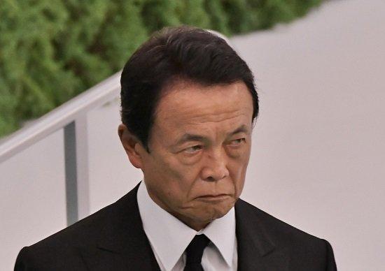 総資産 麻生太郎