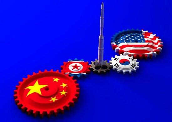 38度線を境に向かい合う「米国と中国」…崩れる朝鮮半島と極東の軍事的均衡の画像1