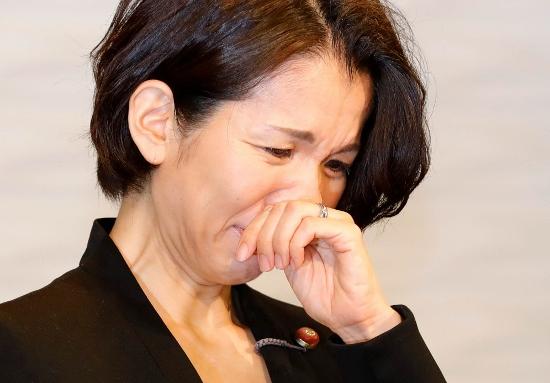 豊田真由子、現在もスタッフを罵...