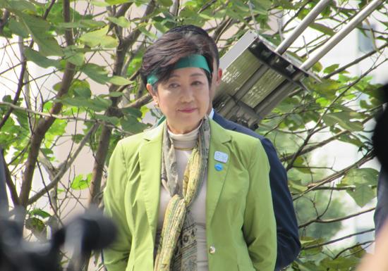 小池百合子、内容スカスカの選挙演説に聴衆から「信用できない」「きれいごと」と酷評