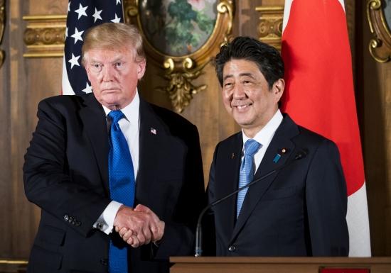 安倍首相、日米首脳会談が完全に成功…北朝鮮へ巨大な圧力、経済面でも確実な成果