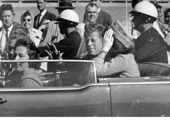 CIAとFBIがケネディを暗殺したのか