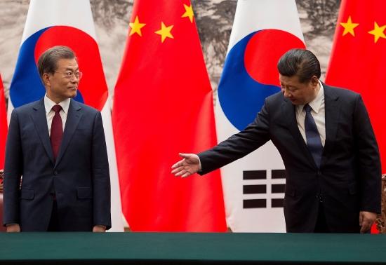 韓国大統領、訪中で歴史的冷遇…日米との合意を勝手に破り、中国に屈辱的擦り寄り
