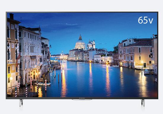船井電機、4Kテレビ・49型が15万円切りバカ売れ…ヤマダ独占販売でシェア20%も