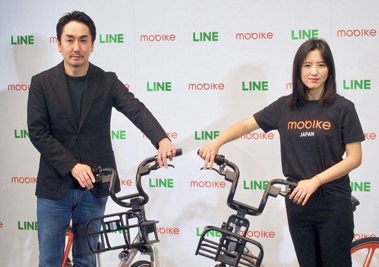 LINEの自転車シェアリング、「日本の交通」を変える可能性