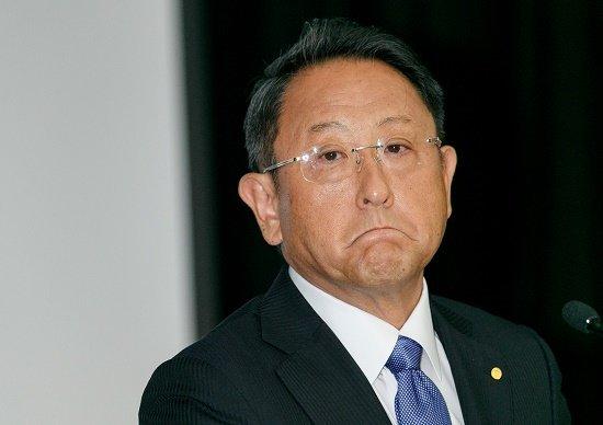 トヨタ社長、景気アンケートに回答しない理由…上場大企業とマスコミの「新密度データ一覧」の画像1