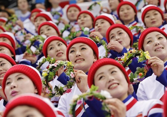 私が北朝鮮旅行で目撃した、10万人のマスゲームと「少年宮殿」の実態の画像1