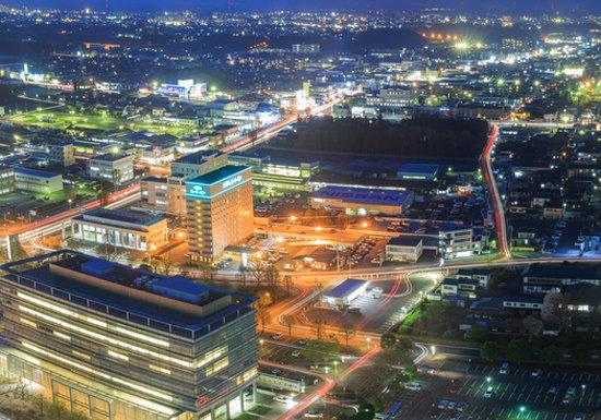 東京・隣接3県から茨城と福岡へ、会社が転出している理由の画像1