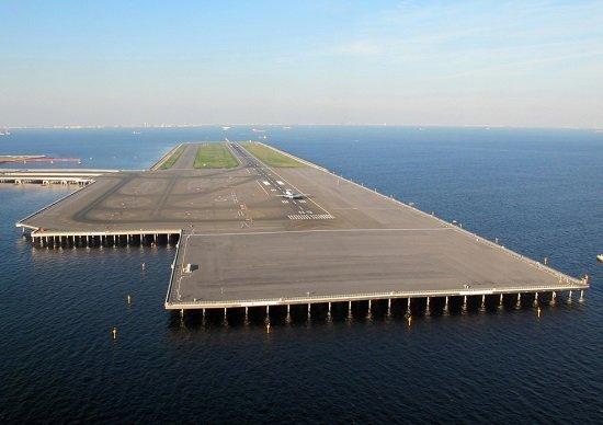 羽田空港、関空のように冠水で機能停止に陥る可能性は?