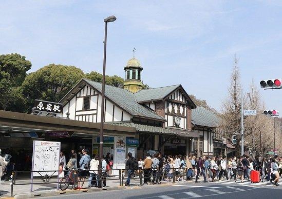 変貌遂げる原宿駅の秘密…●●は首都圏1位、「100年の美」は残されるのか?