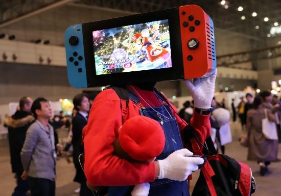 任天堂「Switch」、段ボール工作と融合「Labo」発売のひそかな野望…さらにバカ売れ?
