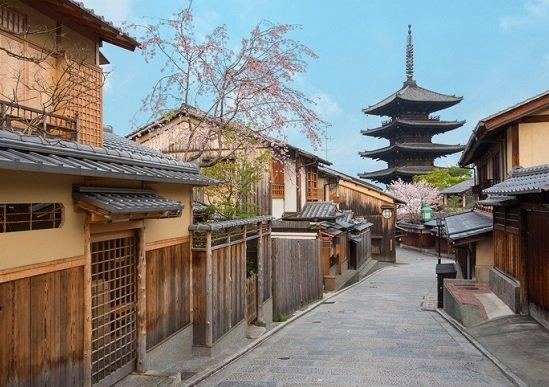 京都、桜と紅葉の時期は行っては...