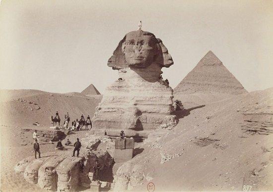 エジプト政府がひた隠す、地下迷宮の謎...スフィンクスの地下にも秘密都市が存在?