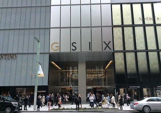 開業1周年のギンザシックスが閑散…買い物しない客たち、斬新な取り組みが裏目に
