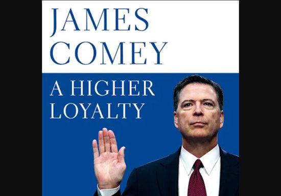 コミー前FBI長官のトランプ政権「暴露本」に全米騒然!