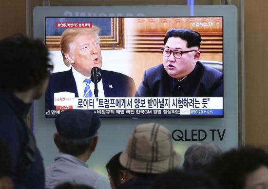 韓国、北朝鮮から梯子外され用済みに…米朝会談中止→米中経済戦争勃発の可能性も