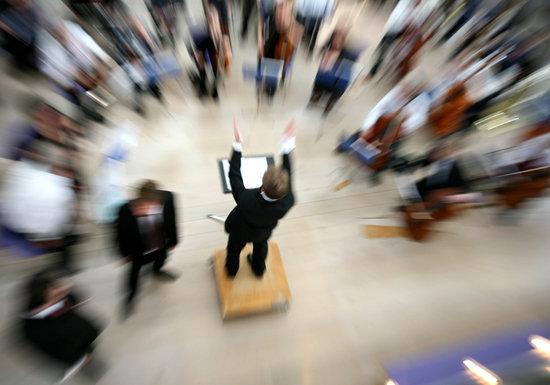 指揮者ほど最高の職業はない!オーケストラ楽員との丁々発止の後の演奏は病みつき