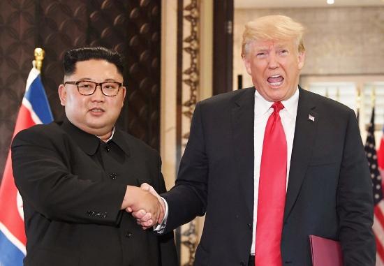 トランプ、北朝鮮への経済支援は「日韓に用意ある。米国は必要なし」と表明…拉致問題解決に利用も