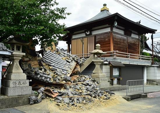 【大阪北部地震】50キロ圏は再び同程度の大地震発生の危険性…都市直下型地震の怖さの画像1