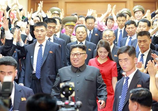 北朝鮮・金正恩の親戚、最高幹部...