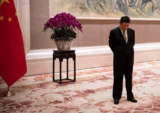 中国、習近平の顔写真ポスターに墨汁かける運動拡大…人民の不満爆発、独裁体制に危機の画像1