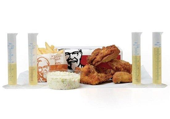 ケンタッキーのチキン食べ放題、トランス脂肪酸多量摂取の恐れ…米国で使用禁止の油を使用