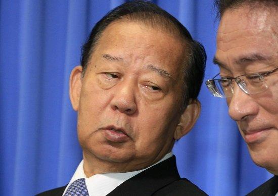 """80歳迎える自民党・二階俊博氏、幹事長にしがみつく""""カネ事情"""""""