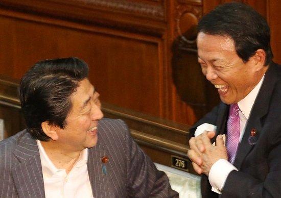 安倍首相、自民党総裁3選確実に…すでに組閣名簿が出回りか、麻生財務相と菅官房長官は留任の画像1