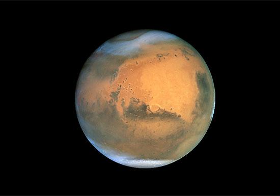 7月31日、地球と火星が大接近…火星に地球外生命が存在の可能性の画像1