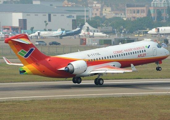 中国の航空機メーカー、世界3強入りの兆候…完成前の新型ジェット機が受注急増
