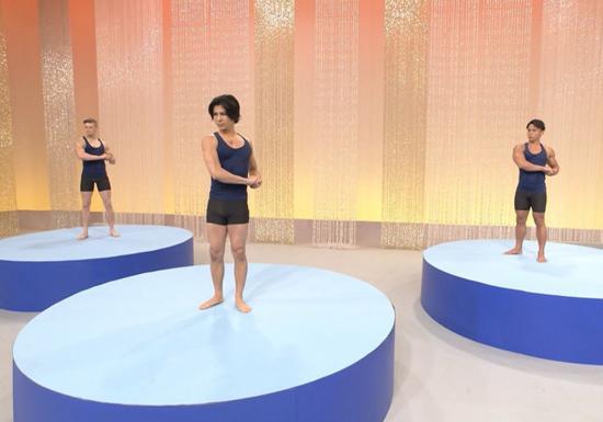 NHK『みんなで筋肉体操』が「攻めすぎ」とネット大爆笑…効果的な筋トレ実演の絵面が秀逸