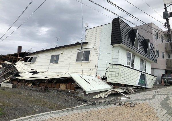 なぜ地震の少ない北海道で予測不能な大地震?首都直下型地震、いつ起きてもおかしくない状況