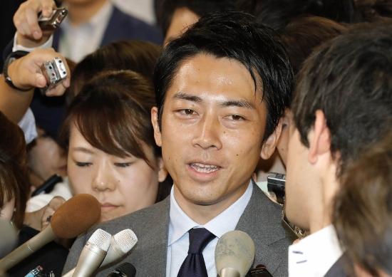 小泉進次郎が投票直前に石破茂支持を表明した理由…斎藤農水相に辞任圧力かけた自民議員