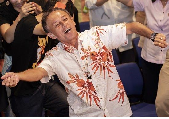 玉城デニー沖縄知事誕生、中国の国益に…玉城知事がひた隠す「普天間基地の危険性」