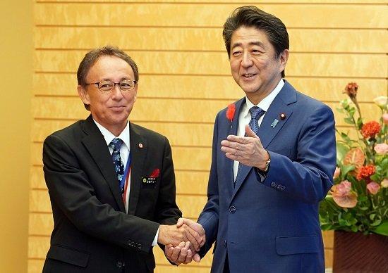 沖縄知事選で大敗の安倍政権、米国軍産複合体と強固な関係…玉城知事で基地は「現状維持」
