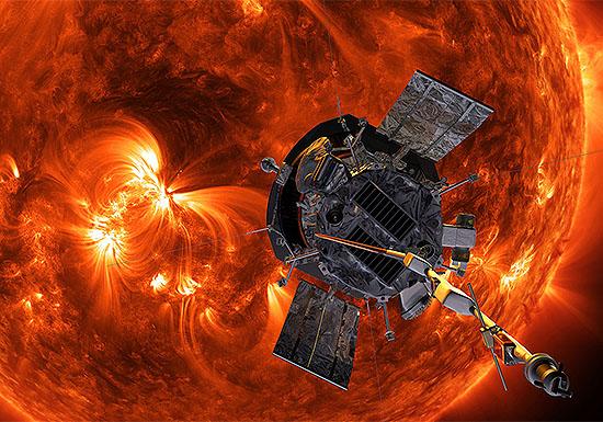 太陽の謎、解明へ…人類が初めて太陽大気の内側から観測、100万℃以上のコロナに探査機