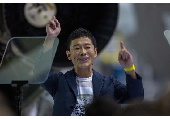 ZOZO・前澤友作社長、今年の推定年収は約140億円か