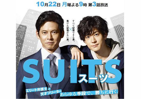 フジ月9『SUITS』視聴率が急落…弁護士ドラマにあるまじき致命的な間違い、誤解与える恐れ
