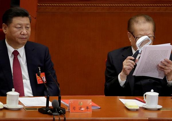 中国、江沢民と李鵬が重篤…習近平の失脚狙う権力闘争激化か 米中貿易戦争重なり混沌の画像1