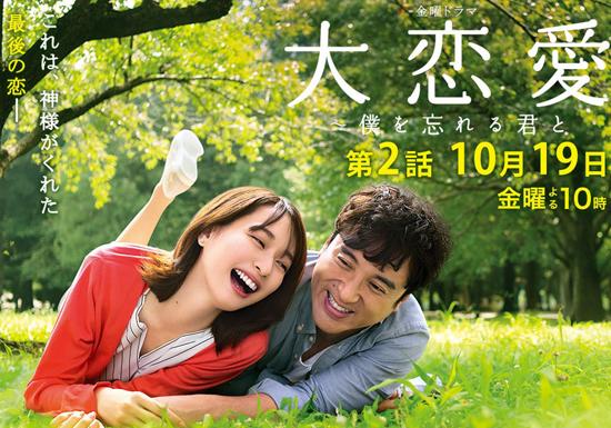 新ドラマ『大恋愛』を現役女医が絶賛する理由…若年性認知症の兆候と患者の現実