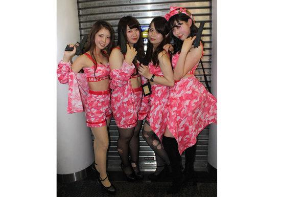 今年の渋谷ハロウィンに異変!超セクシー・コスプレ美女写真を一挙掲載!の画像1