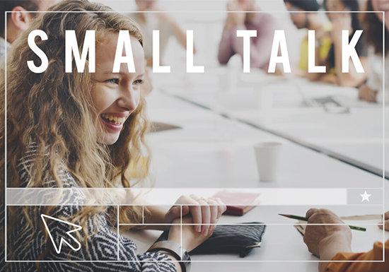 【英語学習】海外で初対面の人ともスムーズに会話ができる、「スモールトーク術」とは?