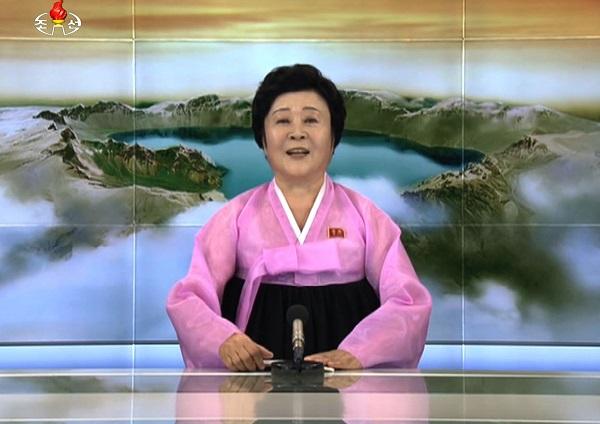 北朝鮮国営テレビ、あの名物女性アナウンサーが電撃引退…金正恩の意向で30代へ交代か